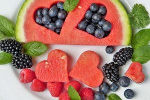 Dieet voor overgang