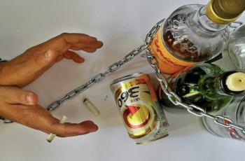 Kunnen alcohol en drugs u imponeren?