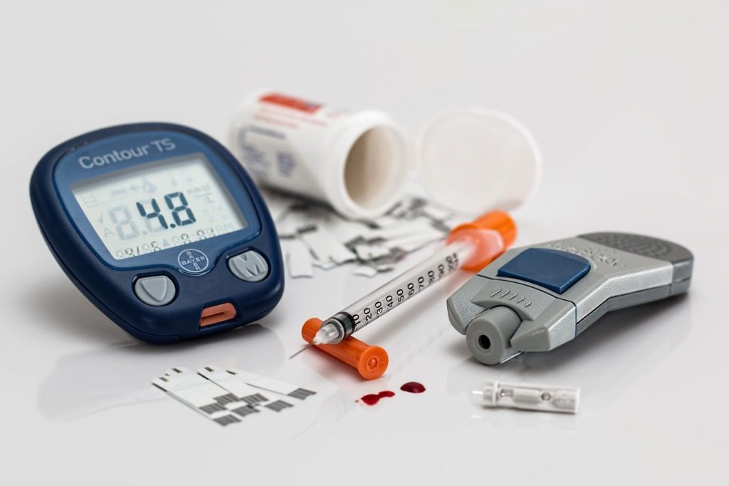 Wat is diabetes type 2